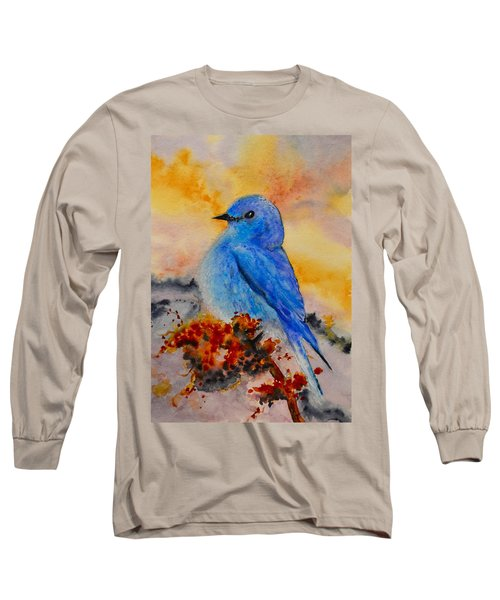 Before The Song Long Sleeve T-Shirt by Beverley Harper Tinsley