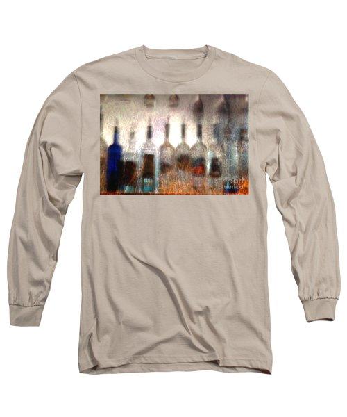 Behind The Bar Long Sleeve T-Shirt