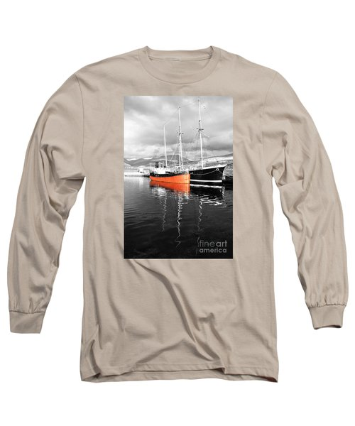 Being Selective Long Sleeve T-Shirt by Wendy Wilton