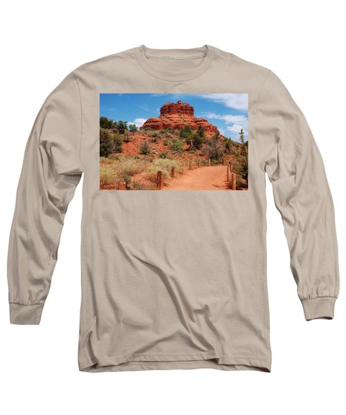 Bell Rock - Sedona Long Sleeve T-Shirt