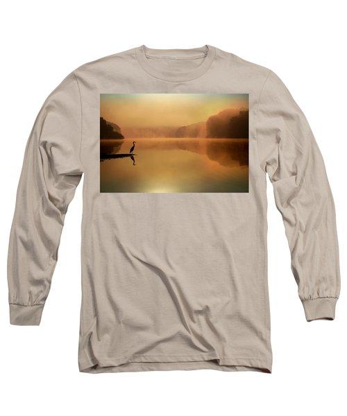 Beside Still Waters Long Sleeve T-Shirt