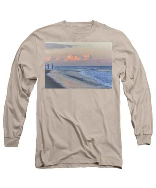 Better Days Ahead Seaside Heights Nj Long Sleeve T-Shirt