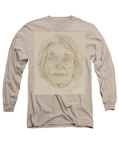 Beverly Long Sleeve T-Shirt by  Maestro