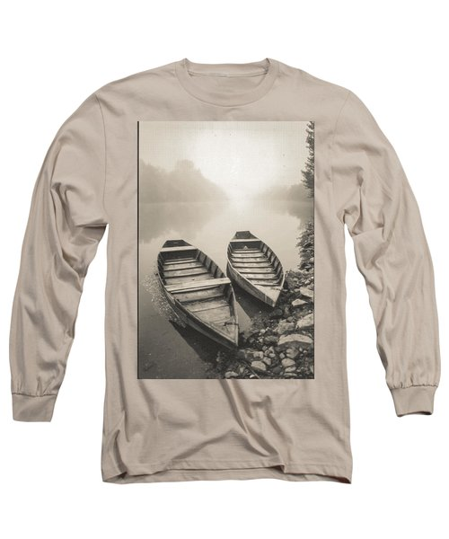 Beynac Boats Long Sleeve T-Shirt