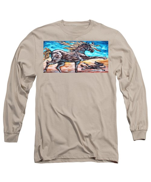 Bhound To Get There Long Sleeve T-Shirt