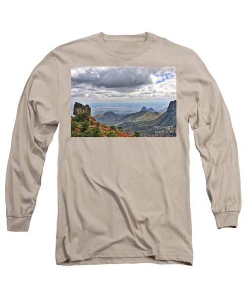Big Bend National Park Long Sleeve T-Shirt