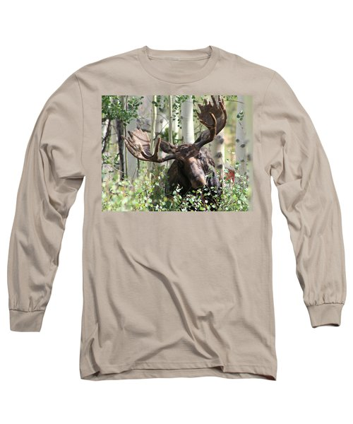 Big Daddy The Moose 3 Long Sleeve T-Shirt