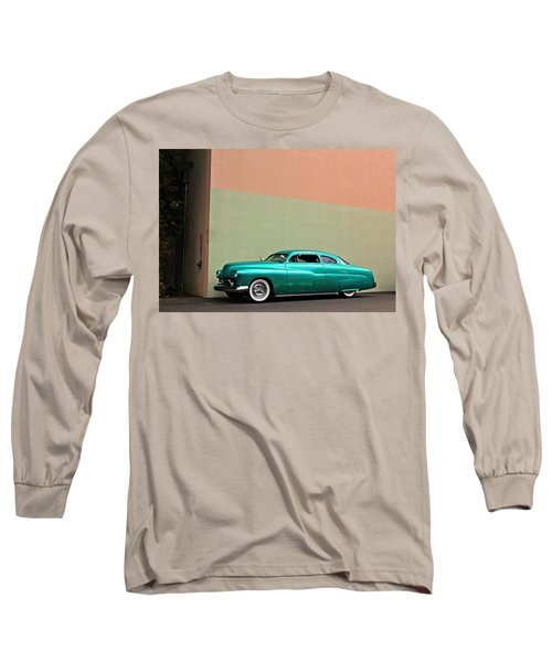 Big Green Merc Just Around The Corner Long Sleeve T-Shirt