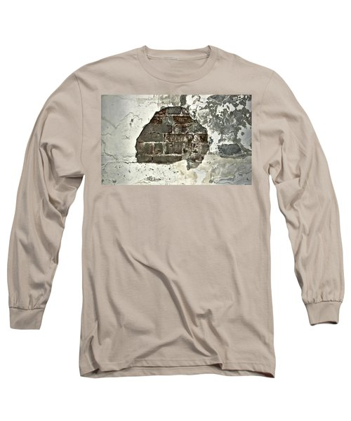 Big Hair Abstract Long Sleeve T-Shirt by Cathy Anderson