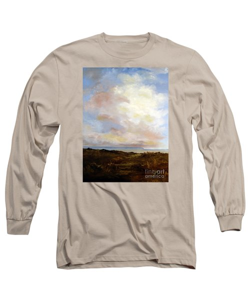 Big Sky Country Long Sleeve T-Shirt by Lee Piper