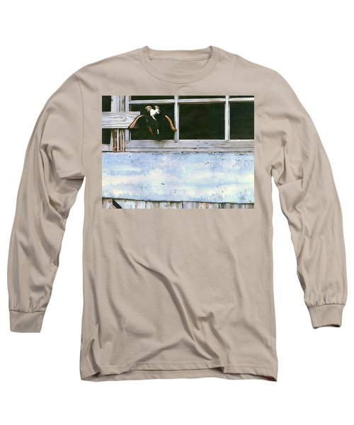 Bill's Goat Long Sleeve T-Shirt