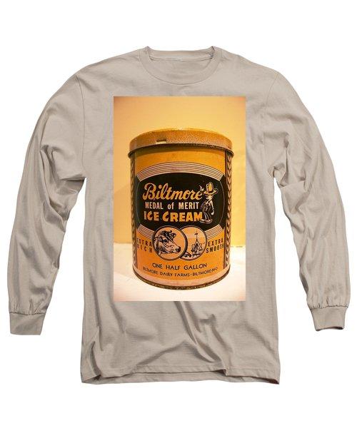 Biltmore Ice Cream Long Sleeve T-Shirt