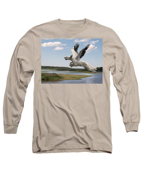 Bird Dog Long Sleeve T-Shirt