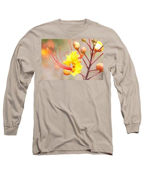 Bird Of Paradise Profile Long Sleeve T-Shirt