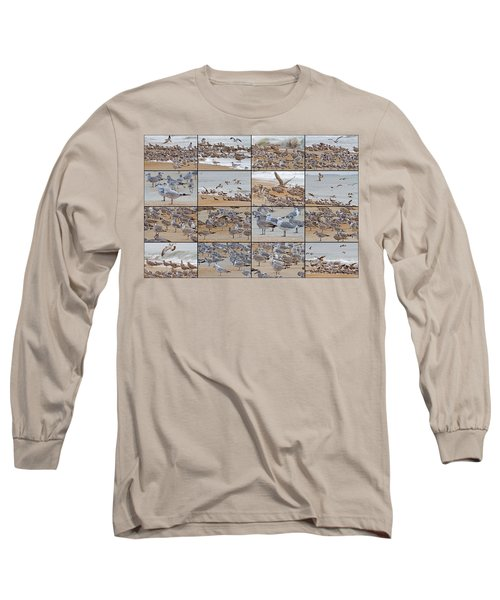 Birds Of Many Feathers Long Sleeve T-Shirt