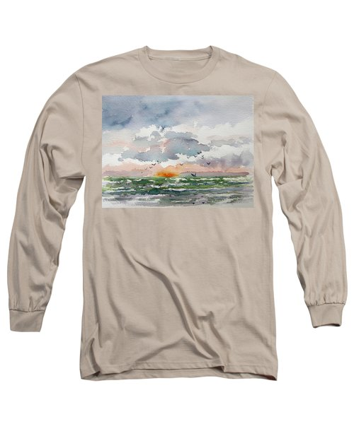 Birds Rising IIi Long Sleeve T-Shirt