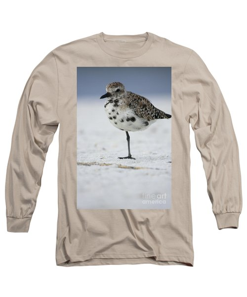 Black-bellied Plover Long Sleeve T-Shirt