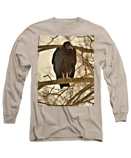 Black Vulture 1 Long Sleeve T-Shirt