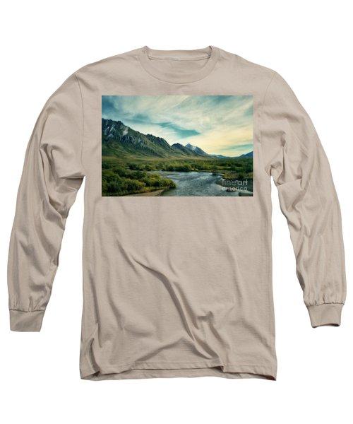 Blackstone River  Long Sleeve T-Shirt