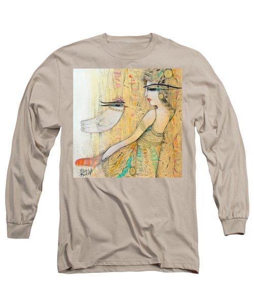 Blanche Long Sleeve T-Shirt