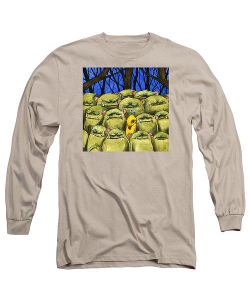 Blend In Long Sleeve T-Shirt
