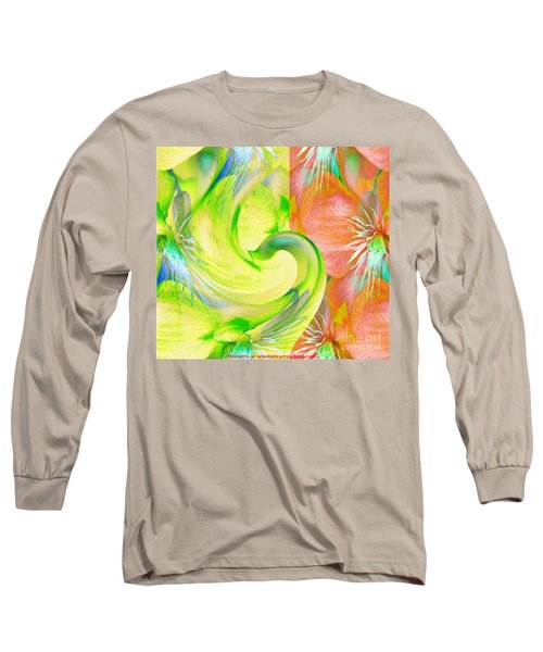 Bloom Dance  Long Sleeve T-Shirt by Maestro