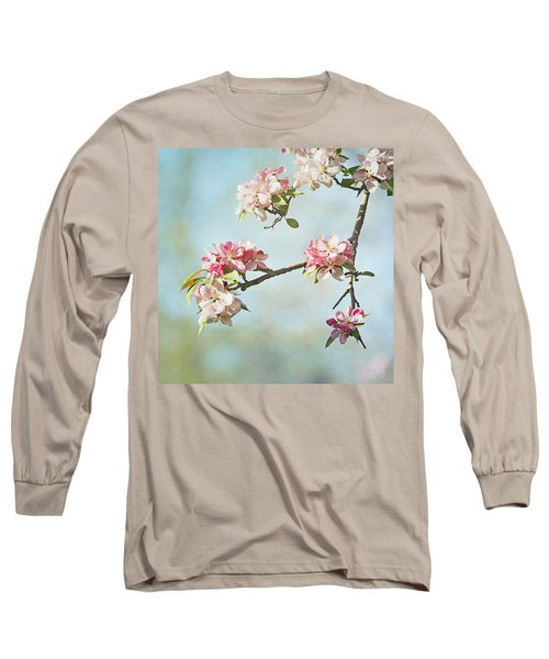 Blossom Branch Long Sleeve T-Shirt