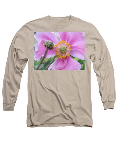 Blossom Long Sleeve T-Shirt by Lainie Wrightson