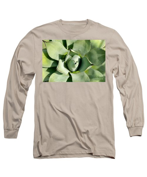 Blue Agave Long Sleeve T-Shirt