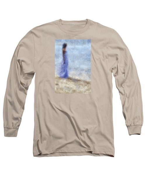 Blue Dream. Impressionism Long Sleeve T-Shirt
