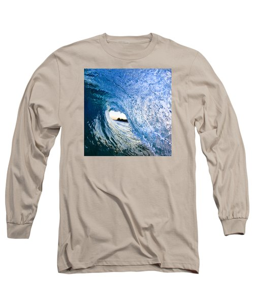 Blue Envelope  -  Part 3 Of 3 Long Sleeve T-Shirt