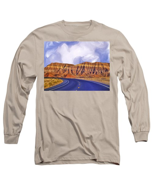 Blue Highway Long Sleeve T-Shirt
