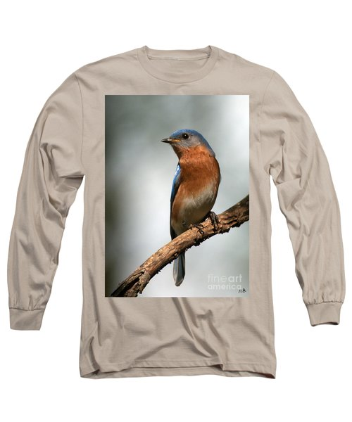 Bluebird- I See You Long Sleeve T-Shirt