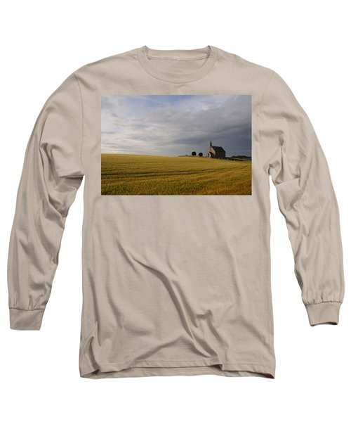 Boarhills Church Long Sleeve T-Shirt by Jeremy Voisey