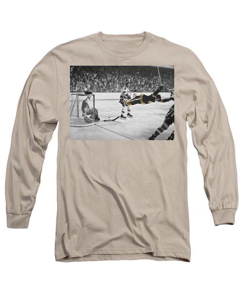 Bobby Orr 2 Long Sleeve T-Shirt