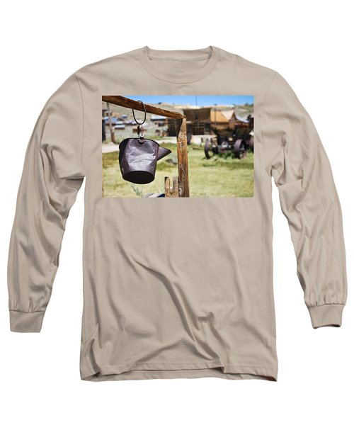 Bodie Ghost Town 2 - Old West Long Sleeve T-Shirt