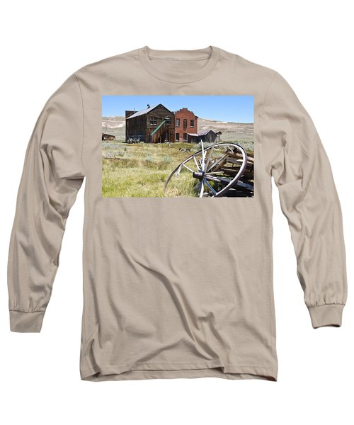 Bodie Ghost Town 3 - Old West Long Sleeve T-Shirt