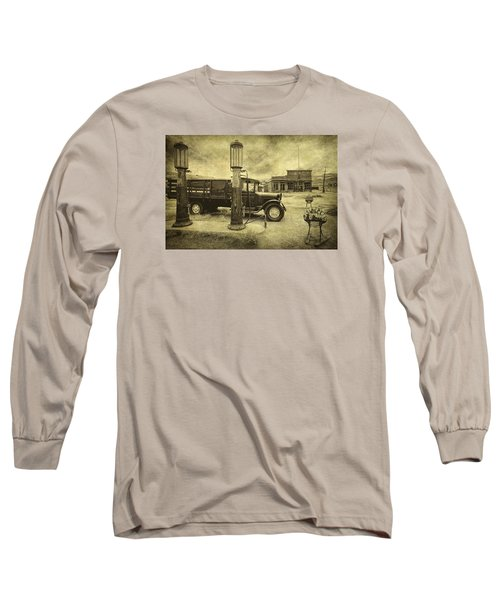 Long Sleeve T-Shirt featuring the photograph Bodie Memories by Priscilla Burgers