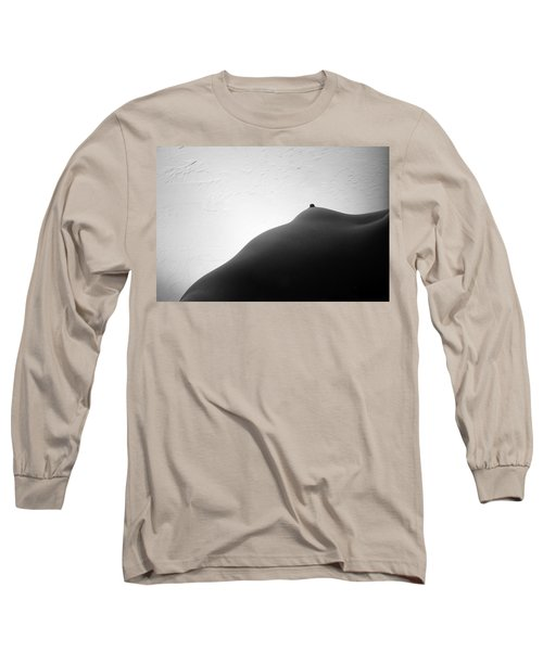 Bodyscape Long Sleeve T-Shirt by Joe Kozlowski