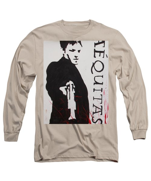 Boondock Saints Panel One Long Sleeve T-Shirt