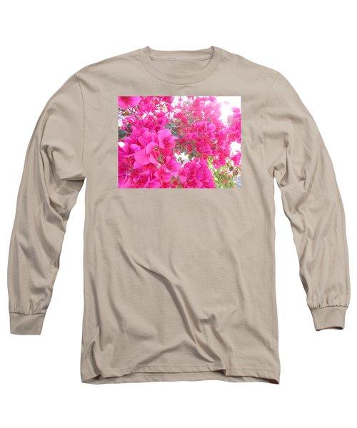 Bougainvillea Long Sleeve T-Shirt