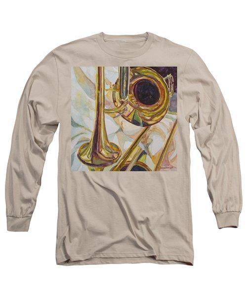 Brass At Rest Long Sleeve T-Shirt