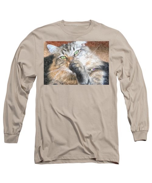 Brazen Long Sleeve T-Shirt