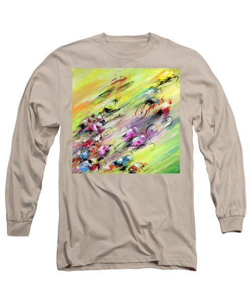 Breaking Away Long Sleeve T-Shirt by Miki De Goodaboom