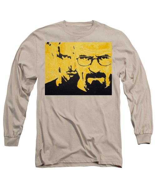Breaking Bad Yellow Long Sleeve T-Shirt