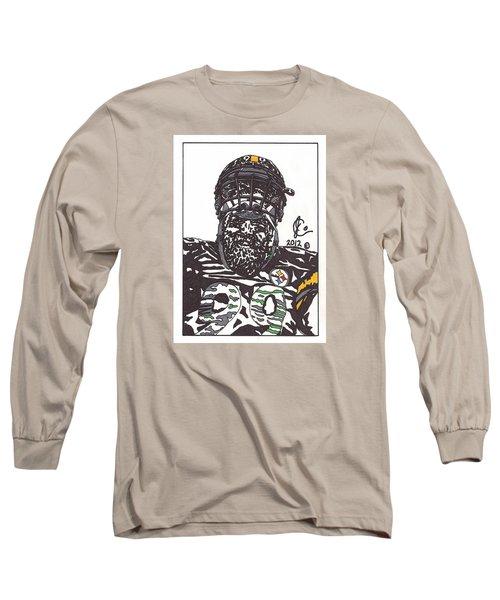 Brett Keisel 2 Long Sleeve T-Shirt