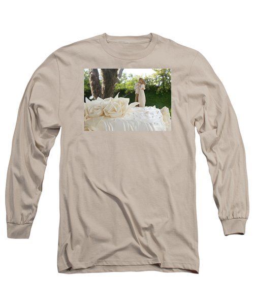 Bride And Groom Long Sleeve T-Shirt