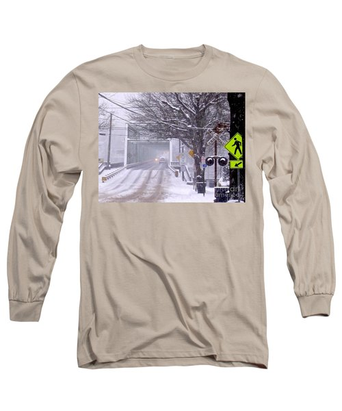 Bridge Street To New Hope Long Sleeve T-Shirt