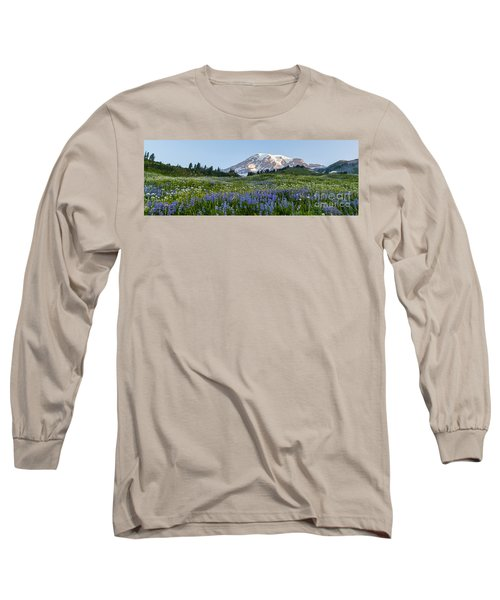 Brilliant Meadow Long Sleeve T-Shirt