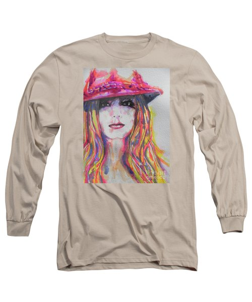 Britney Spears Long Sleeve T-Shirt